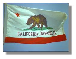 Das Land in den USA - California - the Republic of Dreams, Buissines and Gold-Wings